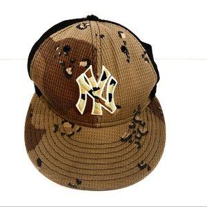 Camo NY Yankees Baseball Cap | 59Fifty New Era